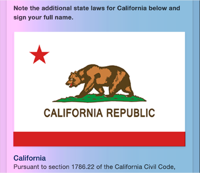 State Notices
