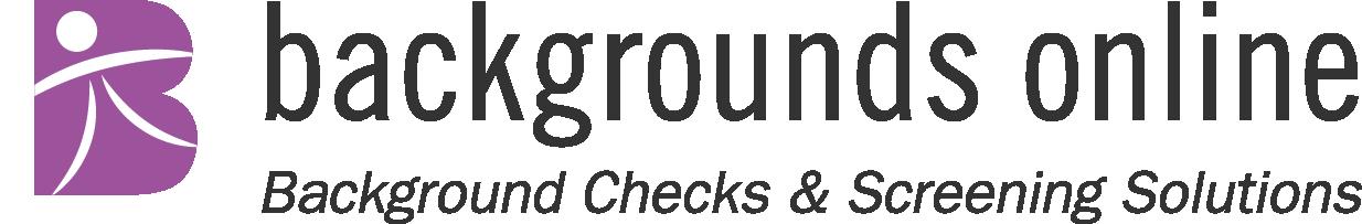 Backgrounds Online Logo