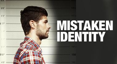 multiple background checks mistaken identity