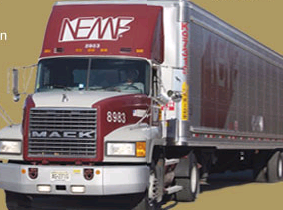 New england motor freight for Motor freight shipping rates